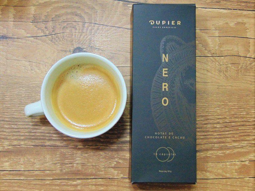 Café em Cápsulas Dupier NERO