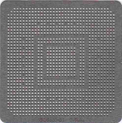 Stencil Geforce Go6800-bi 8600bi Bga Calor Direto Reballing