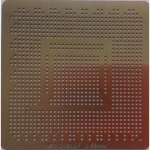 Stencil Ps3 Super Slim 4000 Gpu D5305f 0.55mm