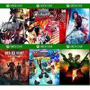 Jogos Xbox ONE Midia Fisica Usados Originais Games Baratos