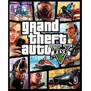 Gta 5 Grand Theft Auto V Mídia Física Original Xbox 360