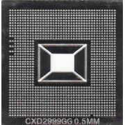 Stencil Ps3 Super Slim 4000 Cpu Cxd2999g 0.5mm