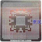 Stencil Geforce Go6200 Go7400 Go7600 Bga Calor Direto Reball