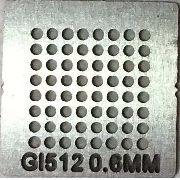 Stencil Gl512 Gl256 Gl032 Gl064 N90ffis2 Reballing Bga