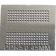 Stencil PS4 GDDR5 0,45mm Calor Direto Bga Reballing - GM15