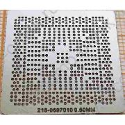Stencil 218-0697010 218-0697014 218-0792001 218-0792006 Bga