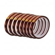8 Fita Kapton Poliamida Térmica Reflow Reballing Bga 10mm