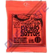 Corda Ernie Ball Guitarra 10-52 2215 Encordoamento Heavy Usa