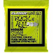 Corda Ernie Ball Guitarra 2251 10-46 Classic Rock Roll Usa