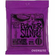Corda Ernie Ball Guitarra Power Slinky 2220 Encordoamento