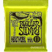 Corda Ernie Ball Guitarra Regular Slinky 2221 Encordoamento