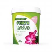 Adubo Fertilizante Forth Rosa do Deserto 400g Floração