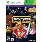 Angry Birds Star Wars Mídia Física Original Xbox 360 Lacrado