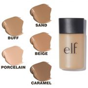 Base Elf Fighting Foundation Para Acne Espinhas Original