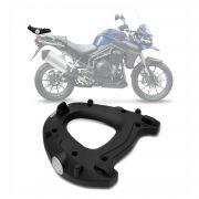 Base Givi M5 Monokey Kit Parafusos Fixação Bau Moto