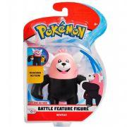 Boneco Pokemon Battle Feature Figure Bewear Wct Action