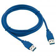 Cabo USB 3.0 Macho X Macho 2 Metros