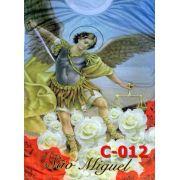 Camiseta Catolica  Religiosa Sao Miguel