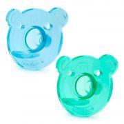 Chupeta Philips Avent Calmante Kit 2un 3m+ Urso Ursinho