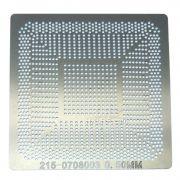 Estencil 215-0708003 215-0708017 Stencil Calor Direto 0,5mm