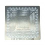 Estencil 215-0708003 215-0708017 Stencil Calor Direto 0,5mm - G10