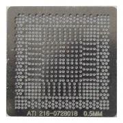 Estencil 216-0728018 0749001 Stencil Calor Direto 0,5mm - G22