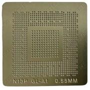 Estencil N13P-GL-A1 Gtx 750 ti Stencil Calor Direto 0,55mm - G17