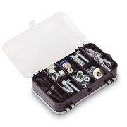 Estojo Organizador Arqplast Mini Double DC 8002 7