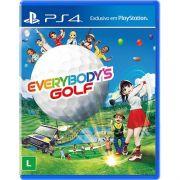 Everybody's Golf Mídia Física Original PS4 Lacrado