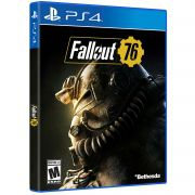 Fallout 76 Mídia Física Original PS4 Lacrado