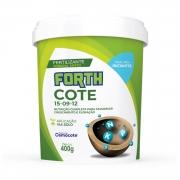 Fertilizante Forth Cote Plus 5M 15-09-12 400g