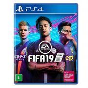 FIFA 19 Mídia Física Original PS4 Lacrado