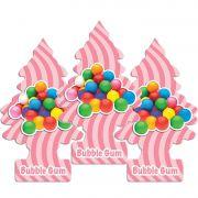 Full 3 Little Trees Bubble Gum Original Cheiro Cheirinho Carro