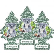 Full 3 Little Trees Eucalyptus Original Cheiro Cheirinho Carro