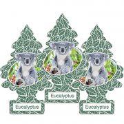 Full 3 Little Trees Eucalyptus Original Cheiro Cheirinho Carro