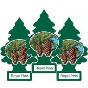 Full 3 Little Trees Royal Pine Original Cheiro Cheirinho Carro