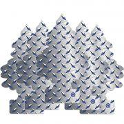 Full 5 Little Trees Pure Steel Original Cheiro Cheirinho Carro