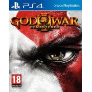 God of War 3 Remastered Mídia Física Original PS4 Lacrado
