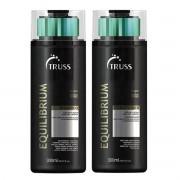 Kit Truss Shampoo + Condicionador Equilibrium 300ml