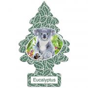 Little Trees Aromatizante Eucalyptus Car Air Freshener Automotivo