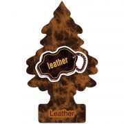 Little Trees Aromatizante Leather Car Air Freshener Automotivo
