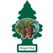 Little Trees Aromatizante Royal Pine Car Air Freshener Automotivo