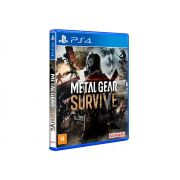 Metal Gear Survive Mídia Física Original PS4 Lacrado