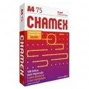 Papel Sulfite Chamex Office A4 Pacote 500 Folhas 75g Resma