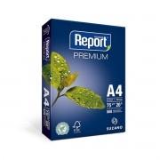 Papel Sulfite Report A4 75g Branco 500 Folhas