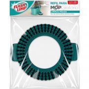 Refil Para Mop Giratório Limpeza Pesada Seca e Úmida Tira Pó - 6308
