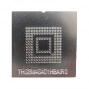 Stencil Calor Direto Nand BGA H26M31001FPR FBGA 153 0.3mm G38