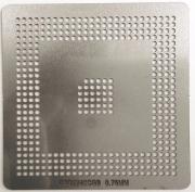 Stencil CXD2949CGB 0,76mm Calor Direto Bga Reballing - GM2