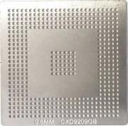 Stencil Cxd-9209gb 0.6mm Calor Direto Bga Reballing