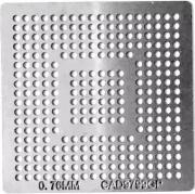 Stencil Cxd-9799gb Cad9799gp 0.76 Calor Direto Bga Reballing